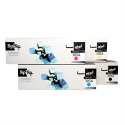 SpiSa 305A Pack Toner Cartridge